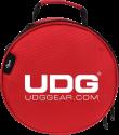 UDG U9950RD - Premium-Kopfhörertragetasche - Rot