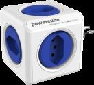 Allocacoc PowerCube Original - 4x T.13 - blau