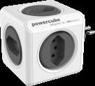 Allocacoc PowerCube Original - 4x T.13 - grau