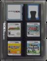 HORI Game Card Case - pour Nintendo 3DS - noir