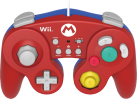 HORI Classic Mini NES Battle Pad - Mario - rouge
