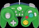 HORI Classic Mini NES Battle Pad - Luigi - Grün