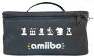 HORI amiibo Trio Case