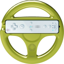 HORI Mario Kart 8 Wheel - Zelda - per Nintendo Wii U - oro