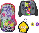 HORI Nintendo Switch - Starter Kit - Splatoon 2 - Mehrfarbig