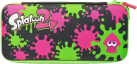 HORI Nintendo Switch - Custodia rigida - Splatoon 2 - Nero/Verde/Rosa