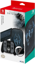 HORI Skyrim Starter Kit - Set d'accessoires - Pour Nintendo Switch - Gris/Noir