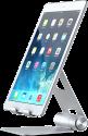 SATECHI R1 Mobile Stand - Support pliable en aluminium - Pour smartphones/iPads/tablettes 4-13 - Argent