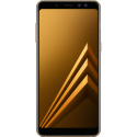 SAMSUNG Galaxy A8 - Android Smartphone - 5.6 - 32 GB - Gold