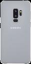SAMSUNG Silicone - Pour Samsung Galaxy S9+ - Gris