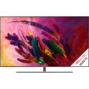 SAMSUNG QE75Q7FN - QLED-TV - 75 - 4K - HDR - Smart TV - Silber