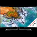 SAMSUNG UE65NU7500 - Curved-LCD/LED TV - 65 - 4K - Schwarz