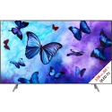 SAMSUNG QE55Q6FN - TV QLED - 55 - 4K - HDR - Smart TV - Argento