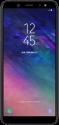 SAMSUNG Galaxy A6 (2018) - Téléphone intelligent Android - Mémoire 32 Go - Double-SIM - Noir