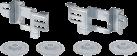 SAMSUNG Zwischenbausatz für DV8000, WW80H