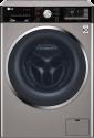 LG F14WM10TT6 - Lavatrice - 10 kg - Argento