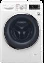 LG F14WD96TH2 - Lavasciuga - Capacità di carico lavaggio (kg): 9 - Capacité séchage (kg): 6 - Bianco
