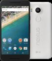LG NEXUS 5X, weiss