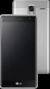 LG Zero, silber