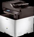 SAMSUNG CLX-6260FW - Multifunktionsdrucker - Duplexdruck - Silber