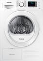 SAMSUNG DV80F5E5HGW/WS - Sèche-linge - Efficacité énergétique A++ - Blanc