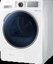 SAMSUNG DV80H8100 - Wärmepumpen-Trockner - Energieeffizienzklasse A++ - Weiss