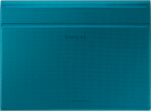 SAMSUNG Book Cover EF-BT800B, blau