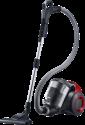 SAMSUNG F700 Parquet - aspirapolvere - 700 watt - nero/rosso