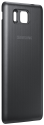 SAMSUNG Galaxy Alpha S Charger Cover, schwarz