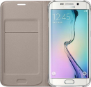 SAMSUNG GALAXY S6 Edge Flip Cover, or