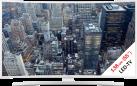SAMSUNG UE55JU6580UXZG, LCD/LED TV, 55, 1100 Hz, weiss