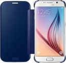 SAMSUNG GALAXY S6 Clear View Cover, schwarz
