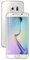 Samsung Galaxy S6 Edge - Android Smartphone - 128 GB - Weiss