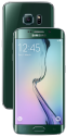 Samsung  Galaxy S6 Edge - Android Smartphone - 32 GB - Grün
