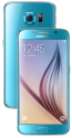 Samsung  Galaxy S6  - Android Smartphone - 64 GB - Blau