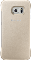 SAMSUNG GALAXY S6 Edge Protective Cover, gold