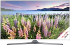 SAMSUNG UE48J5580SUXZG, LCD/LED TV, 48, 400 Hz, weiss/silber