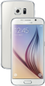 Samsung Galaxy S6 - Android Smartphone - 128 GB - Weiss