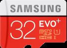 Samsung EVO Plus - micro SDHC Memory Card - 32 Go