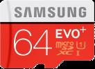 Samsung EVO Plus - micro SDXC Memory Card - 64 GB