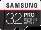Samsung PRO Plus - micro SDHC Memory Card - 32 Go