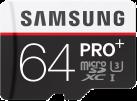Samsung PRO Plus - micro SDXC Memory Card - 64 Go