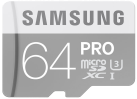 SAMSUNG PRO MB-MG64E, 64GB