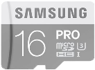 Samsung microSDHC Pro - 16 GB