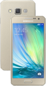 Samsung  Galaxy A3 Dual SIM - Android Smartphone - 16 GB - Gold