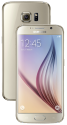 Samsung Galaxy S6 - Android Smartphone - 128 GB - Gold
