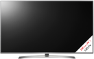 LG  75UJ675V - LCD/LED-TV - Écran 4K 75 (190 cm) - Argent/Noir