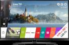 LG 55UJ635V - LCD/LED-TV - 4K-Display 55 (139 cm) - Schwarz