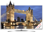LG 49UH850V, LCD/LED TV, 49, 2700 Hz, Silber