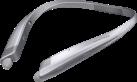LG Tone Platinum HBS-1100 - Headset - Bluetooth 4.1 - Silber